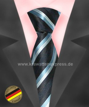 Business Krawatte Blue Elegancy